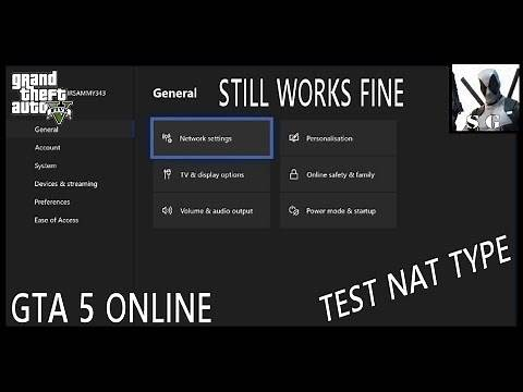 HOW TO DO Test NAT Type FOR SOLO PUBLIC LOBBY | GTA 5 ONLINE