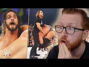 Reacting To WWE Stolen Finishers Compilation (WWE Best Moments)