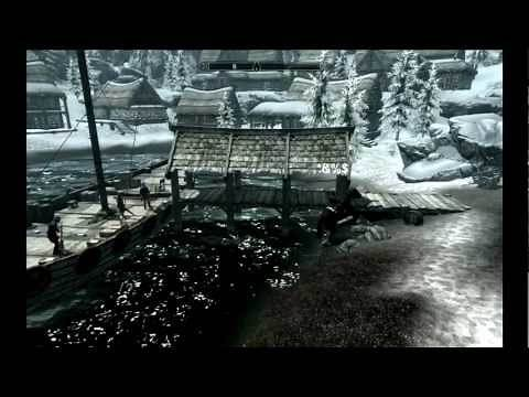 Skyrim Fun Glitches