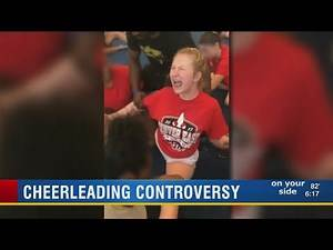 Tampa Bay area professionals respond to video of cheerleader being forced into split