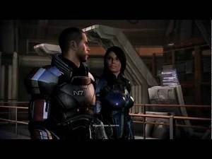 Mass Effect 3: Ashley Romance #2: About Shepard's work for Cerberus