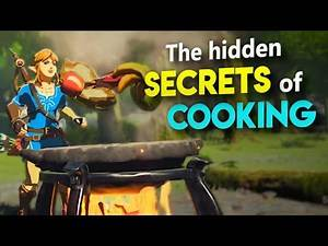 The HIDDEN Stats Behind Cooking in Breath of the Wild EXPLAINED!!