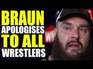 Braun Strowman APOLOGIES TO Wrestlers For Controversial Remark! ALL Changes To WWE Wrestlemania 36!
