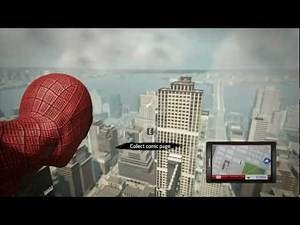 The Amazing Spider-Man PC Gameplay - Maximum Settings [GTX580 Intel Core i7 2600K]