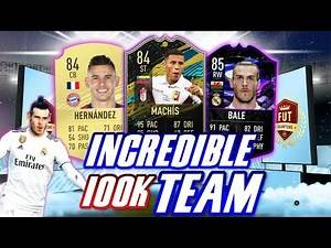 BEST 100K TEAM FIFA 20 ( INCREASE YOUR WINS INSTANTLY )! | FIFA 20 100K SQUAD BUILDER