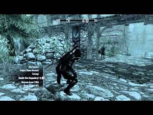 Skyrim - Dark Brotherhood Quests - With Friends Like These...(2/2)