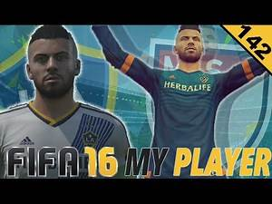 'NEW LA GALAXY STRIKER! | Episode #142 | FIFA 16 My Player Career Mode (The American Legend)