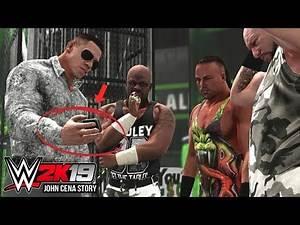 WWE 2K19 Story - CEO JOHN CENA PRESENTS WCW vs ECW PPV! - Ep.5