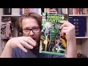 DC Comics Review: The Green Lantern #1