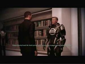 Mass Effect 2 DLC Kasumi Stolen Memory Playthrough Part.2