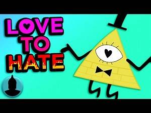 10 Cartoon Characters You Love To Hate! (Tooned Up S3 E29)