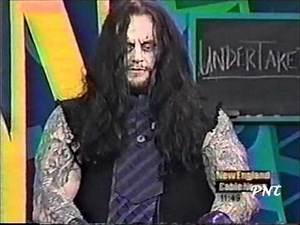 Undertaker - 1995 New England Sports World 4/5