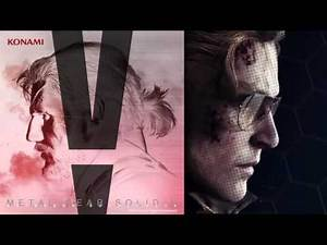 METAL GEAR SOLID V: THE PHANTOM PAIN - EXTENDED SOUNDTRACK [Debriefing - Ground Zeroes]