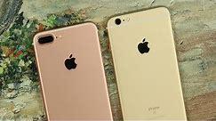 iPhone 7 Plus vs iPhone 6S Plus Full Comparison