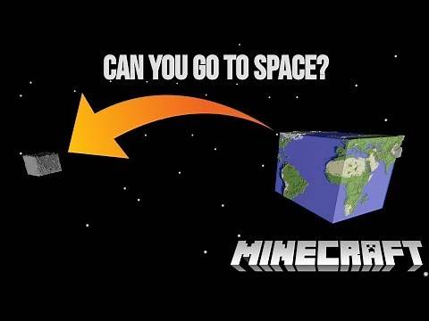 Minecraft Xbox / PS - Can You Go To Space - Minecraft Most Asked Questions!