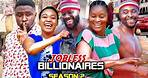 JOBLESS BILLIONAIRE SEASON 2 - (Trending New Movie)Rachel Okonkwo & Chizzy Alichi 2021 Latest Movie