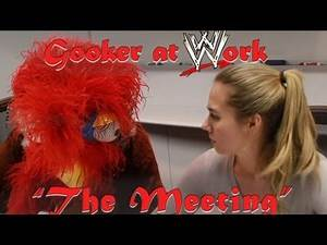 """""""The Gobbledy Gooker Goes to Work"""" Episode 2: Meeting"""