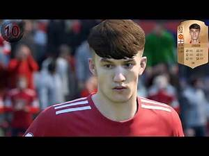 ⚽FIFA 18⚽Top Best Young Players 17-18 Real Faces! Carrer Mode!