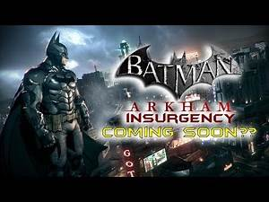 Batman Arkham Insurgency Leaked? Coming November 2017?