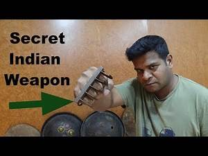 Secret Weapon of Indian Kings - Bagh Nakh aka Tiger Claws