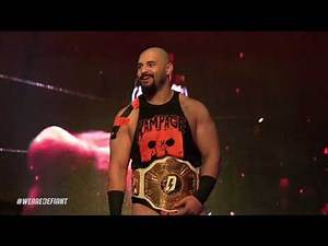 David Starr Calls Out Rampage (Defiant Loaded #2)