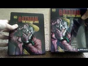 The Killing Joke (Target Exclusive) Unboxing