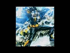 Static Shock Live Action Movie Cast Preview