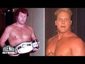 Dan Spivey - When Harley Race Pulled a G** on Hulk Hogan in WWF, Terry Funk & Mike Rotunda