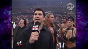 Coporate Ministry Segment (Shane Reveals he was behind The Undertaker Abducting Stephanie)! 5/3/99
