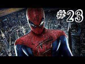 The Amazing Spider-Man - Gameplay Walkthrough - Part 23 - THE HUNTERS (Video Game)