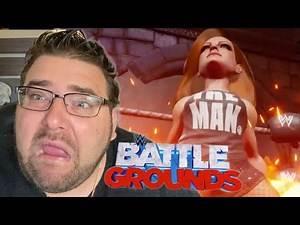 Grims WWE2K BATTLEGROUNDS Trailer Reaction! NEW Video Game Coming Fall 2020
