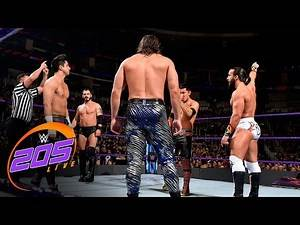 Fatal 5-Way Elimination Match to be #1 contender to Cruiserweight Title: WWE 205 Live, Mar. 14, 2017