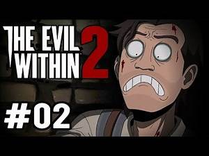 Two Best Friends Play The Evil Within 2 (Part 02)