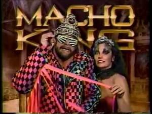 Macho King Randy Savage Promo on Dusty Rhodes (05-06-1990)