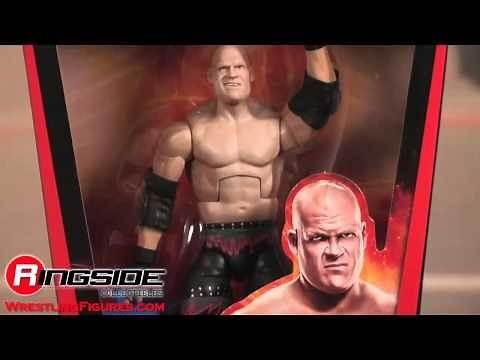 Kane WWE Elite Series 10 Mattel Toy Wrestling Action Figure - RSC Figure Insider