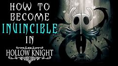 Hollow Knight - How to become INVINCIBLE and OVERPOWERED - Easy mode!