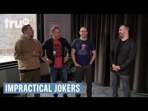 Impractical Jokers : Top Cringe Moments | truTV