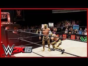 Lucha Underground Arena - WWE 2K16