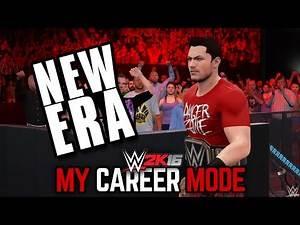 "WWE 2K16 My Career Mode - Ep. 101 - ""A NEW ERA BEGINS!!"""