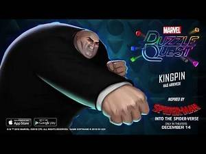 Kingpin - Marvel Puzzle Quest New Character