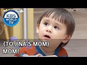 (to Jina's mom) Mom! [The Return of Superman/2020.04.19]