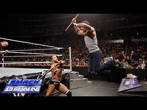 Dean Ambrose vs. Cesaro - No Disqualification Match: SmackDown, July 25, 2014