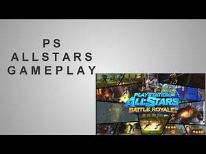 PS4 Operating System To Use 3.5GB Of Memory | Playstation All-Stars Battle Royale