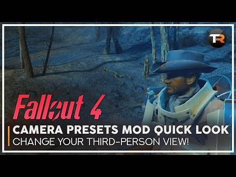 Better Third-Person Camera for Fallout 4 on Xbox One