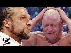 10 Memorable Retirement Matches From WWE Superstars