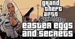 GTA San Andreas All Easter Eggs And Secrets