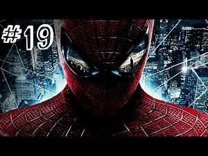 The Amazing Spider-Man - Gameplay Walkthrough - Part 19 - COMBO BREAKER (Video Game)