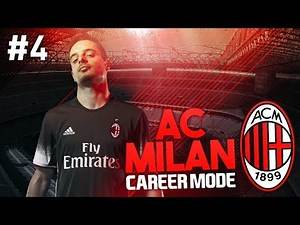 WHAT A PLAYER! AC MILAN CAREER MODE #4 (FIFA 17)