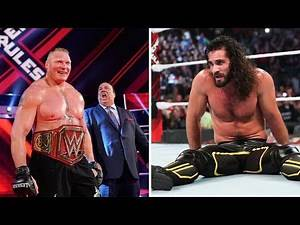 Ups And Downs From WWE Extreme Rules 2019