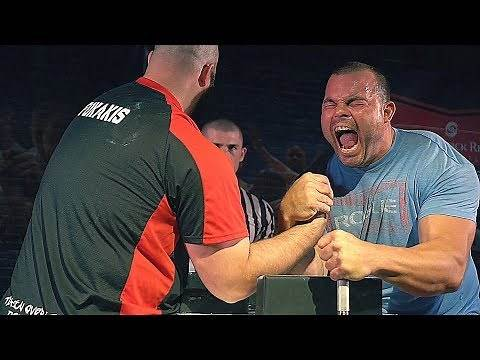 ARM WRESTLING NATIONAL CHAMPIONSHIP NAL 2018 RIGHT HAND